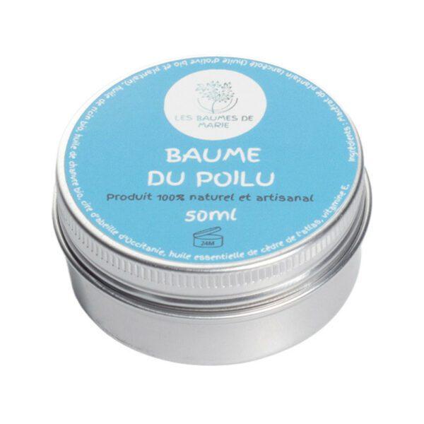 Baume du Poilu 50ml – Soin barbe au plantain nourrissant